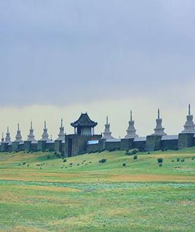 Kharkhorum & Erdenezuu monastery